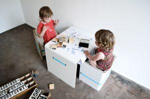 UOCU CC_CT_010 Kinderstuhl / -tisch