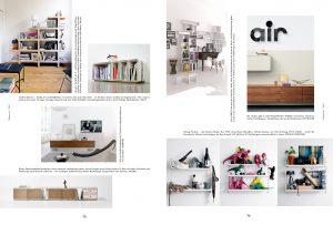 UOCU Wohnrevue Schweizer Design Magazin
