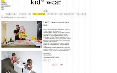 Kid's Wear Magazine UOCU