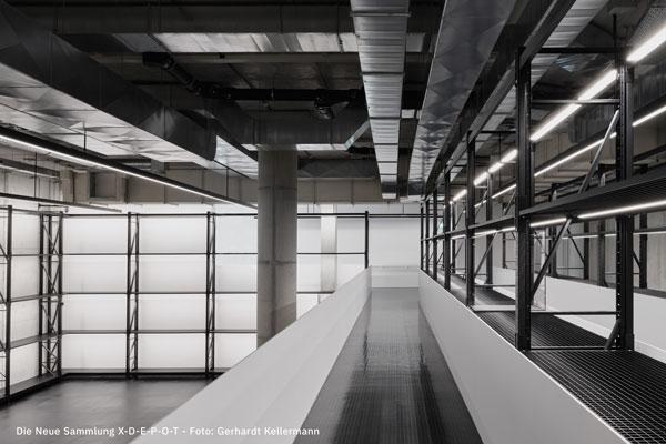 Die Neue Sammlung X-D-E-P-O-T Foro: Gerhardt Kellermann